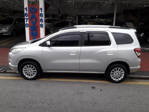 Chevrolet Spin Lt 5s 1.8 (aut) (flex) 2015