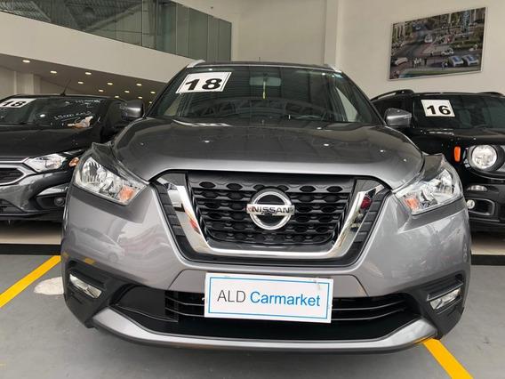 Nissan Kicks 1.6 Sv Automática Flex