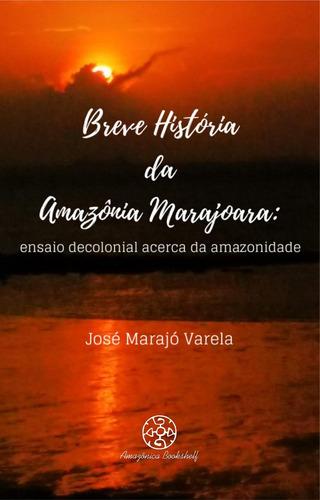 Imagem 1 de 1 de Livros - Breve História Da Amazônia Marajoara