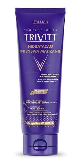 Itallian Trivitt Matizante Hidratação - Máscara 250g