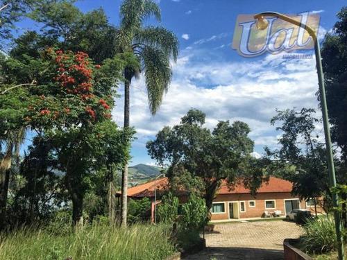 Chácara Com 6 Dormitórios À Venda, 8000 M² Por R$ 1.800.000,00 - Rosário - Joanópolis/sp - Ch0103