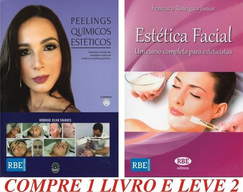 Peelings Químicos Estéticos + Estética Facial Um Curso