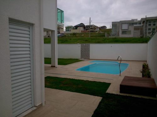 Imagem 1 de 9 de Sobrado À Venda, 340 M² Por R$ 2.000.000,00 - Condomínio Residencial Jaguary - São José Dos Campos/sp - So0954
