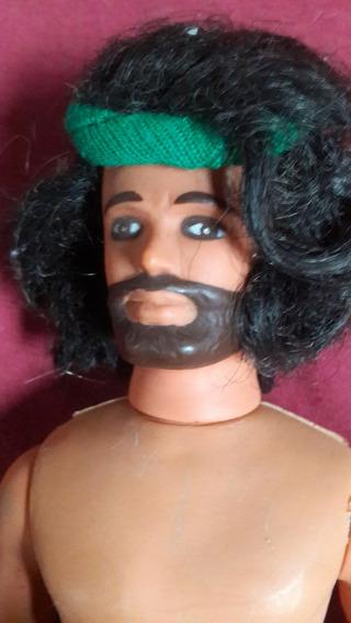 Boneco Ken, Bob Beto, Marca Furga Antigo Itália Barbie