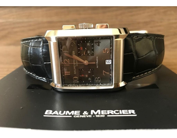 Baume E Mercier Hampton Cronógrafo Automático