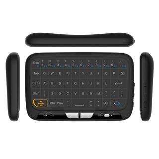 H18 Teclado Inalámbrico Touchpad Completo Teclado