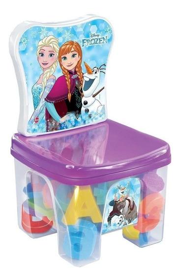 Cadeira Infantil Educakids Frozen 2 - Líder