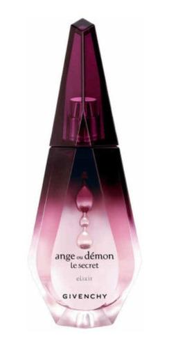 Ange Ou Demon Le Secret Elixir Edp Intense 100 Ml Poco Uso!!