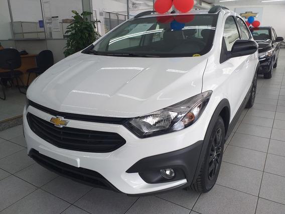 Gm- Chevrolet Onix Activ 2019-0km