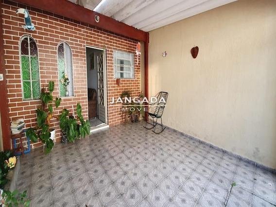 Casa A Venda 2 Dormitorios E 2 Vagas De Garagem No Metalurgicos, Aceita Permuta - 11650l