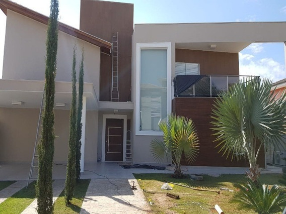 Casa No Condomínio Terras De São Carlos - Caxambu - Jundiaí - Ca01944 - 32674110
