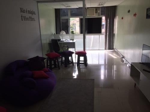 Sala Comercial No Centro Para Locação - Mi73823