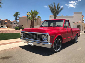 Chevrolet C-10 1971 Ls Swap