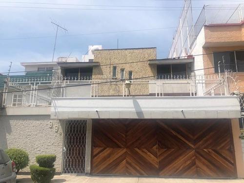 Casa En Venta Cerca De Paseos De Taxqueña