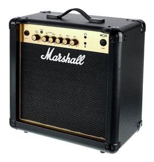 Amplificador De Guitarra Eléctrica Marshall Mg15g, 15 Watts,