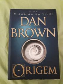 2 Livros Dan Brown, Inferno E A Origem