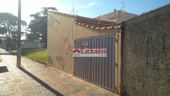 Casa Para Alugar, 60 M² Por R$ 1.200,00/mês - Nova Paulínia - Paulínia/sp - Ca1495