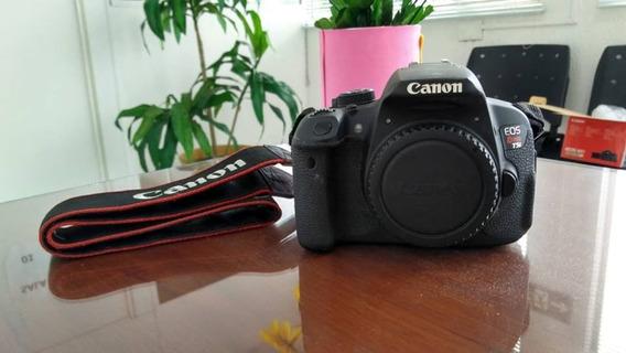 Câmera Canon Eos T5i 47005 Cliks -estudo Proposta