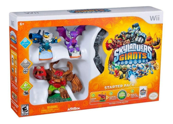 Skylanders Giants Wii Oferta! Loja Campinas