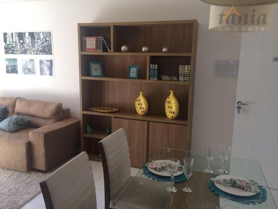 Apartamento Residencial Para Locação, Jardim América, Salto. - Ap0078