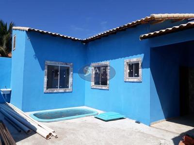 Casa De 1 Quarto Dentro Condomínio Lado Praia Em Unamar- Cabo Frio!! - Ca1087
