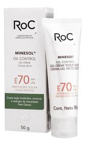 509- Roc Minesol Oil Control Fps 70 50g Vl 2020