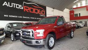Ford Lobo Rojo 2016