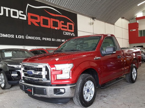 Ford Lobo Super Cab Xlt Ta Cd Ra17 Cereza 2016