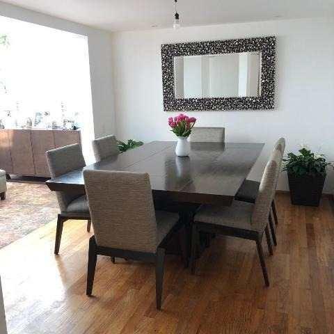 Casa En Condominio Horizontal En Renta En Cuajimalpa ( 448970 )