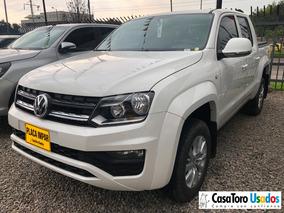 Volkswagen Amarok Comfortline 4x4 At 2000cc 2018