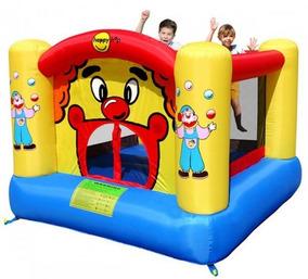 Pula Pula Happy Hop Feliz Palhaço Palhaço Bouncer (9001)