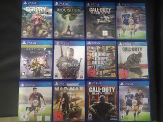 Juegos Ps4 Playstation 4 Originales Físicos