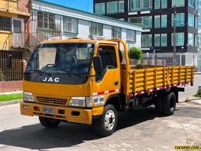Estacas Jac Hfc1061 3800cc Td Mt Dh