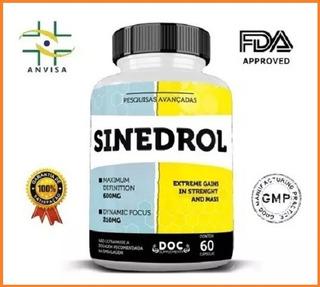Sinedrol Suplemento 100% Original - Envio Imediato