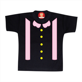 Camiseta Infantil Bita - Fantasia