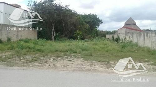 Oportunidad!! Terreno En Avenida De Los Colegios Cancún