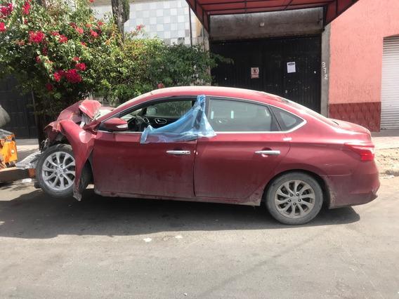 Nissan Sentra Autopartes. Refacciones. Huesario.