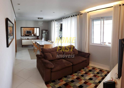 Apartamento Com 3 Dormitórios À Venda, 114 M² Por R$ 741.000,00 - Vila Galvão - Guarulhos/sp - Ap1413