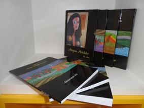 Alcyone Abrahão Por Inteiro - Coleção Em 3 Volumes