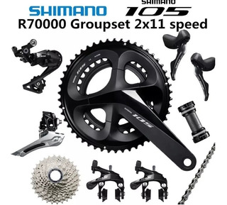 Grupo Shimano 105 R700 Speed