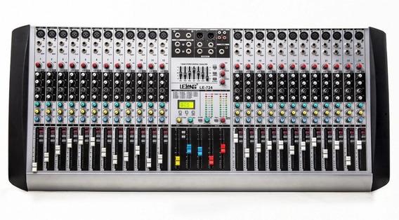 Mesa De Som Dj Usb Mixer Mp3 Digital 24 Canais Boa E Barata