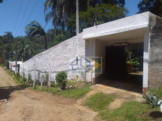 Chácara Com 9 Dormitórios À Venda, 3000 M² Por R$ 820.000 - Chácara Estância Paulista - Suzano/sp - Ch0011