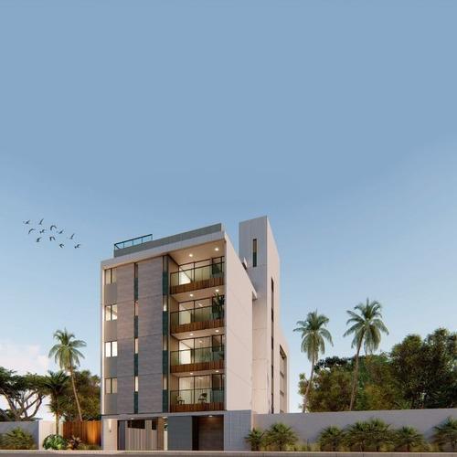Imagem 1 de 22 de Apartamento À Venda, 78 M² Por R$ 372.020,00 - Camboinha - Cabedelo/pb - Ap0503