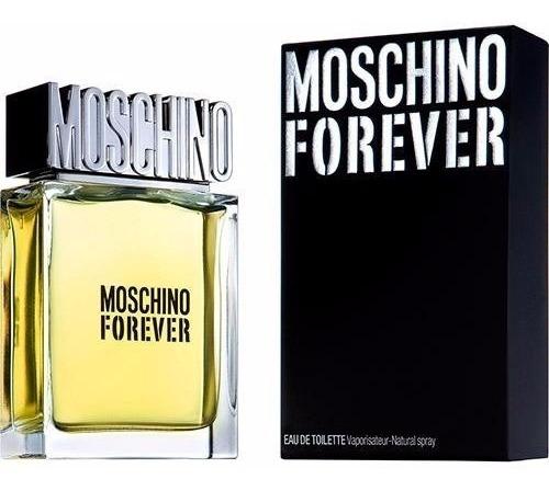Perfume Moschino Forever Masculino Edt 100ml Original