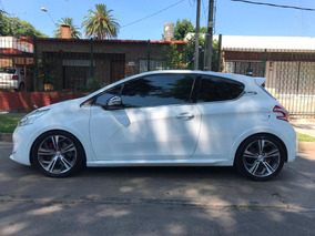 Peugeot 208 Gti 204hp Impecable