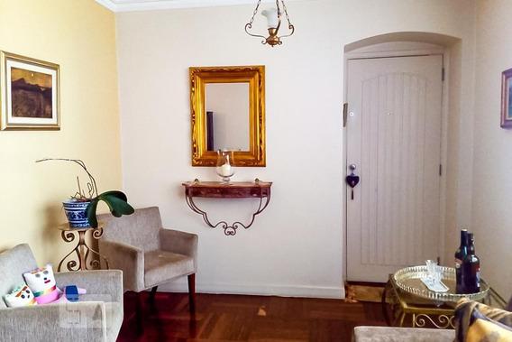 Apartamento Para Aluguel - Moema, 2 Quartos, 70 - 893059577
