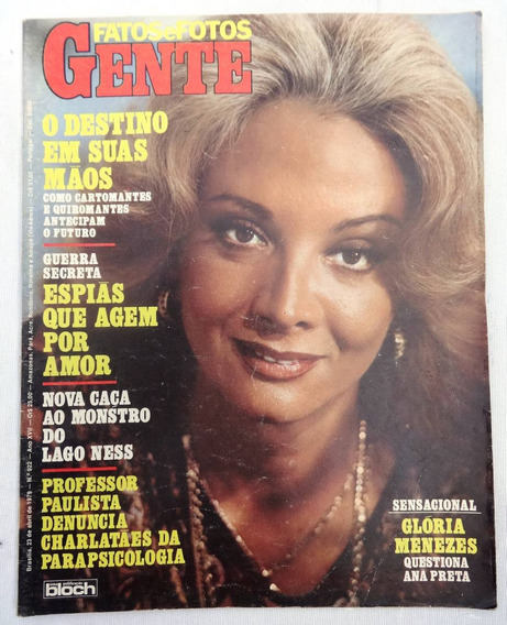 Fatos E Fotos Nº 922: Glória Menezes - Carmen Miranda - 1979