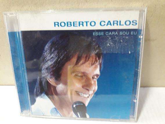 Cd Roberto Carlos Esse Cara Sou Eu Janio