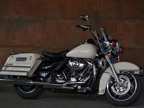 Harley-davidson Road King Police 2012/2012 Com Abs