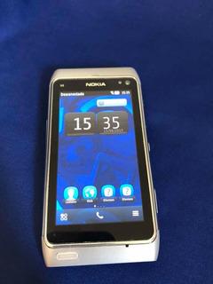 Nokia N8 Completo Em Excelente Estado - V411